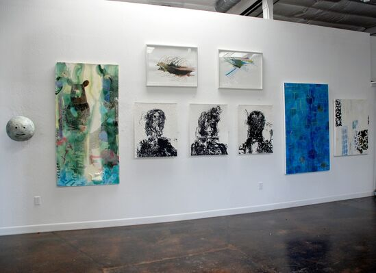 Reboot, installation view