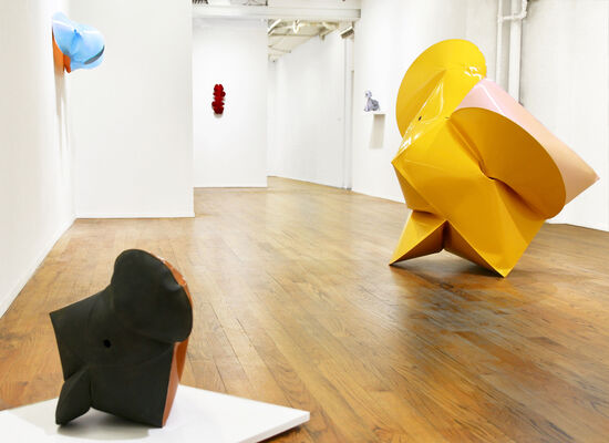 Jeremy Thomas: Vital Expansion, installation view