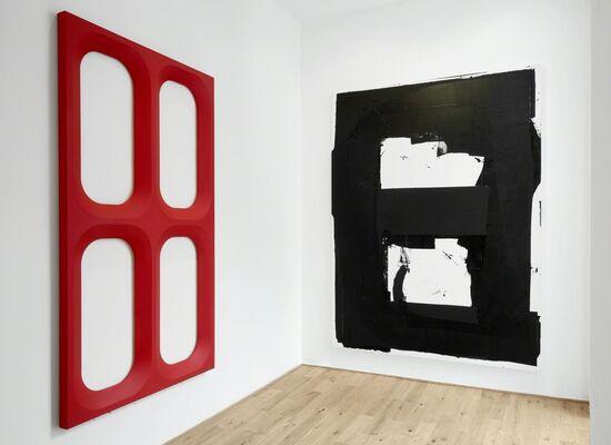 In Different Ways, installation view