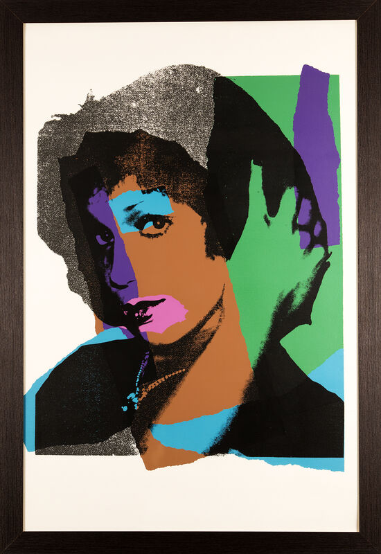 Andy Warhol, 'Ladies & Gentleman II.132', 1975, Print, Silkscreen on paper, Deodato Arte