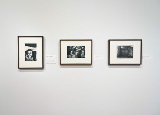 Bruce Davidson: Gifts to the Collection, installation view
