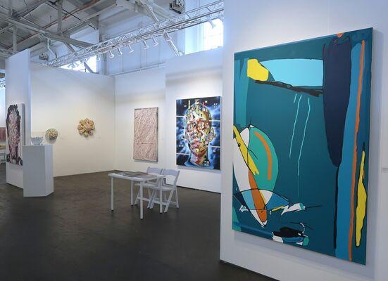 UNIX Gallery at Art Market San Francisco 2018, installation view