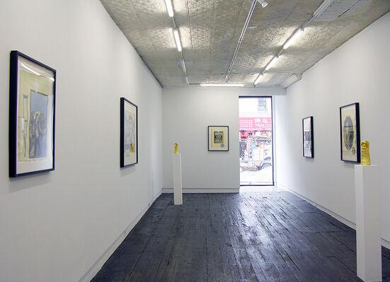 Lenz, installation view