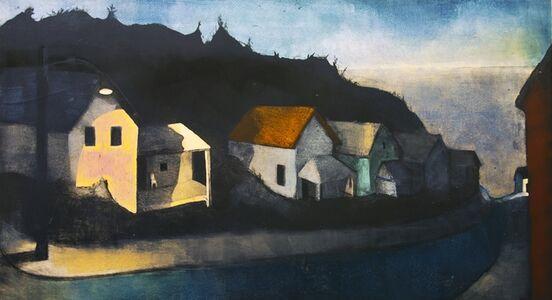 Treacy Ziegler, 'Following the Road to the Sea'