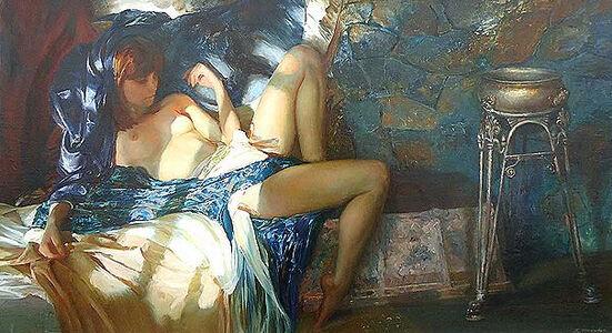 Serge Marshennikov, 'Dreaming', 2005