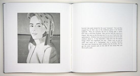 Alex Katz, 'Coma Berenices', 2005