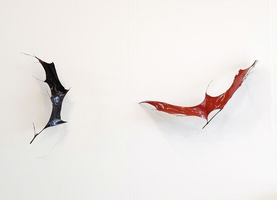URUSHI_ISM: Contemporary Japanese Lacquer, installation view