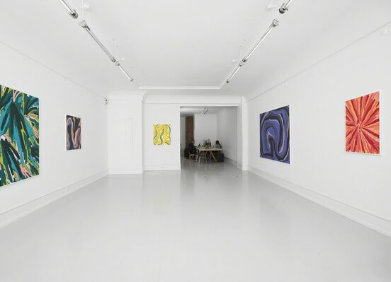 Russell Tyler | New Works, installation view