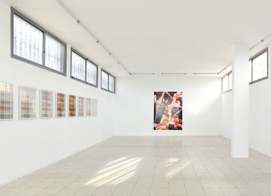 New Works by Matan Mittwoch, installation view