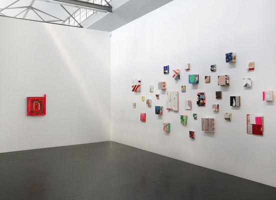 Cordy Ryman, installation view
