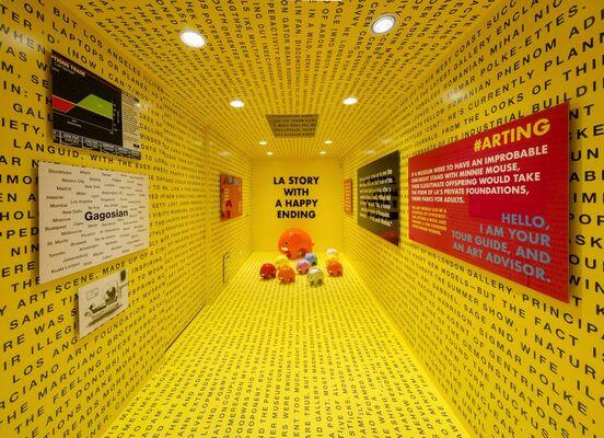 Kenny Schachter: Artist, installation view