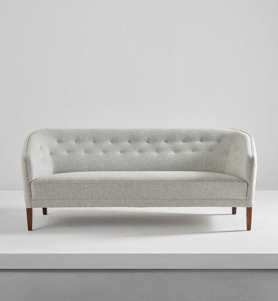 Carl Malmsten, 'Berlin sofa', 1937