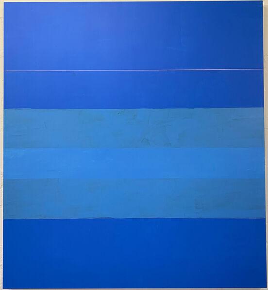Yuko Shiraishi, 'Awakening Blue', 2019