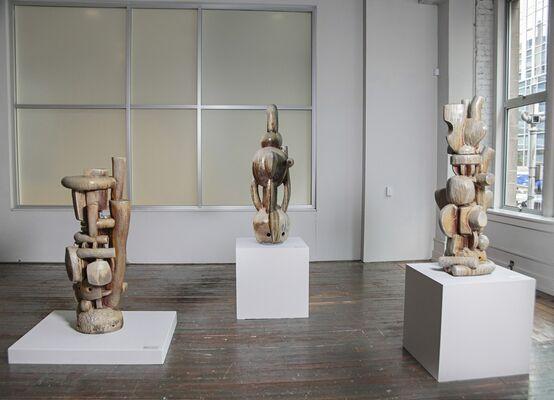 National Ceramics Invitational 2016, installation view