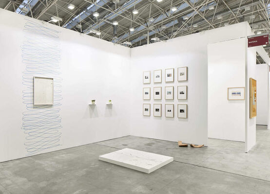MATÈRIA at Arte Fiera 2020, installation view