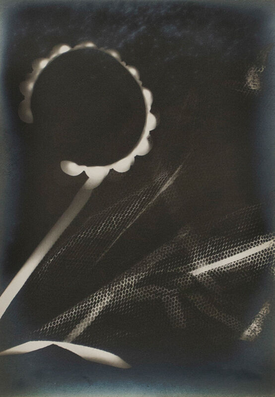 Man Ray, 'Untitled (Rayograph)', 1942, Photography, Gelatin silver print, printed c. 1942, Bruce Silverstein Gallery