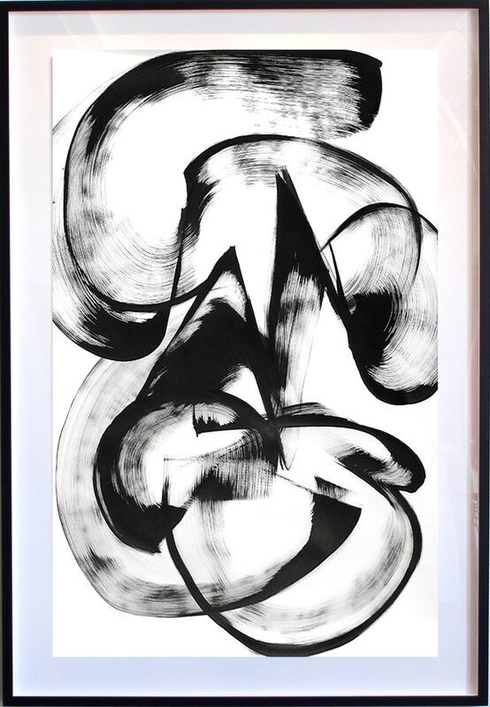 Thomas Hammer, 'Annularia', 2014, Drawing, Collage or other Work on Paper, Ink on Paper, Artspace Warehouse