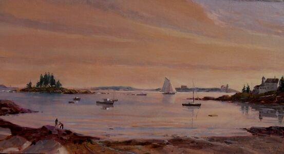 Frederick Kubitz, 'Ocean Point - E. Boothbay, ME', 2008