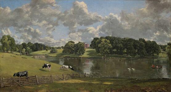 John Constable, 'Wivenhoe Park, Essex', 1816