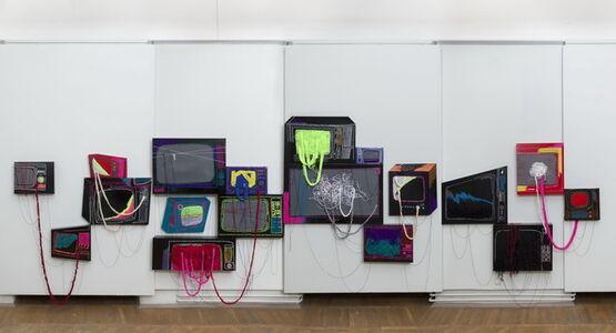 Tanya Akhmetgalieva, 'Allergy for dust. Diptych. Part 2.', 2014