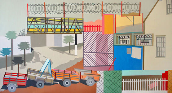 Talita Hoffmann, 'Portões (Gates)', 2019