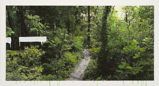Honggoo Kang, 'Study of Green-Path', 2012