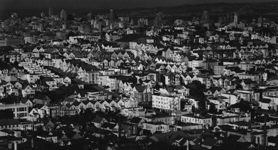 Max Yavno, 'View from Liberty Hill, San Francisco', 1947