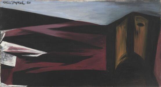 Satish Gujral, 'Christ in the Desert', 1960