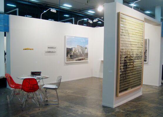 Portas Vilaseca Galeria at SP-Arte 2016, installation view