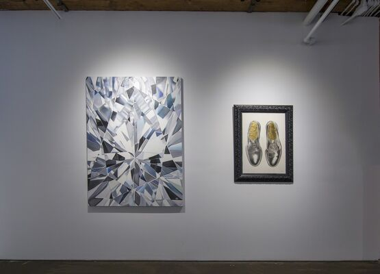 Art LeadHers, installation view