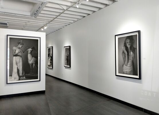 "Annie Murphy-Robinson - ""Recent Drawings"", installation view"