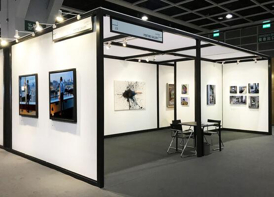 Pontone Gallery at Fine Art Asia 2019, installation view