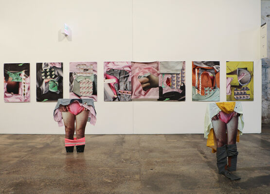 PAULNACHE at Sydney Contemporary 2019, installation view