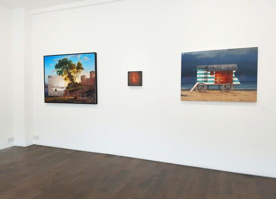 Just Putting It Out There, installation view