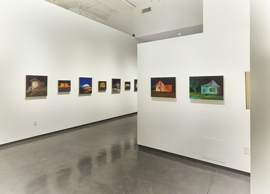 Barbara Kronlins & Sarah Williams: Summerlands/Every Nowhere, installation view