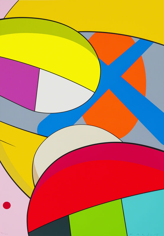 KAWS, 'NO REPLY', 2015, Books and Portfolios, Complete set of 10 screenprint with front page and box, DIGARD AUCTION