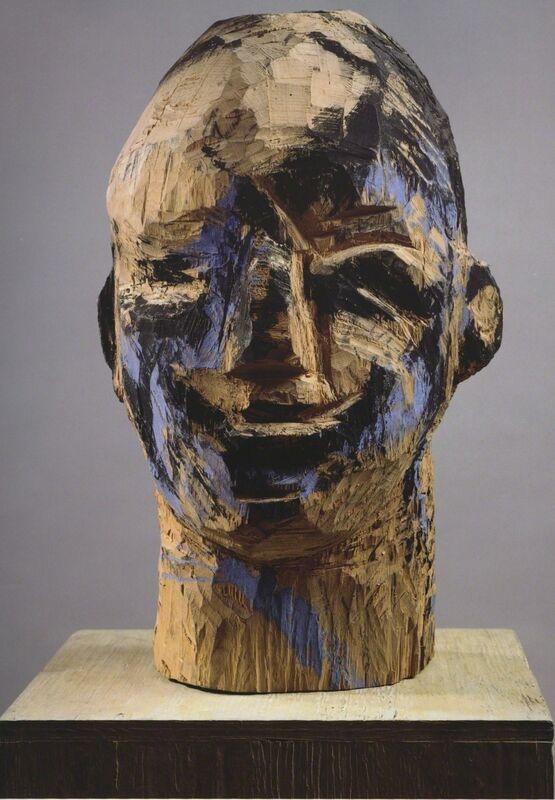 Georg Baselitz, 'Ohne Titel', 1979-1980, Sculpture, Fondation Beyeler