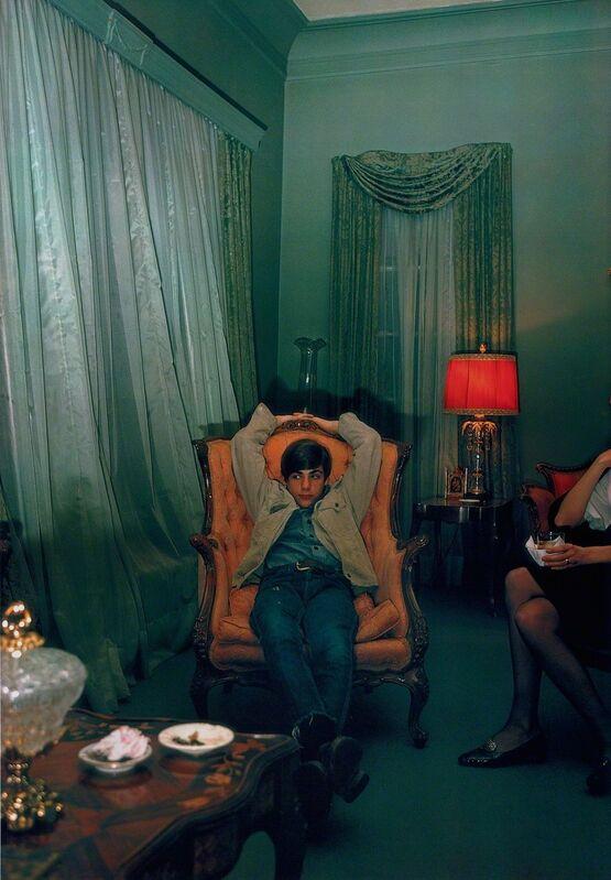 William Eggleston, 'Untitled, Sumner, Mississippi', ca. 1970, Photography, Dye Transfer Print, ROSEGALLERY