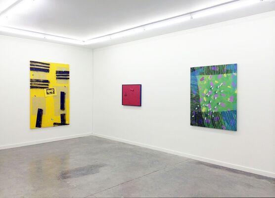 Amanda Curreri: EFF, installation view