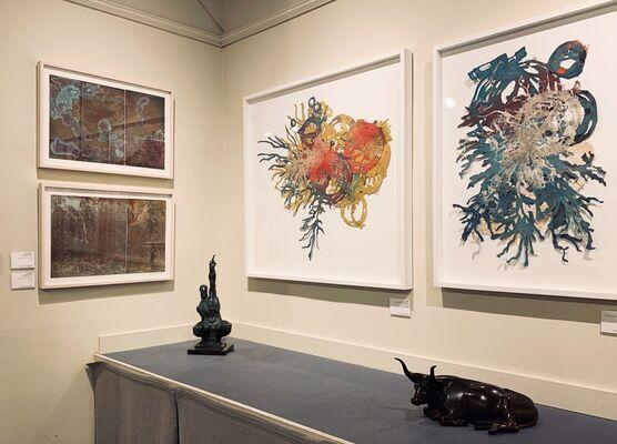Making Waves: Resa Blatman, Joan Hall, Karen Lee Sobol, installation view