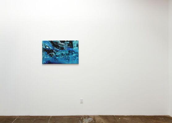 Ben Charles Weiner - Textures of You, installation view