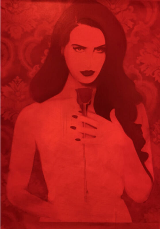 Carlos Prieto, 'Lana', 2021, Painting, Mixed media, Gallery Red