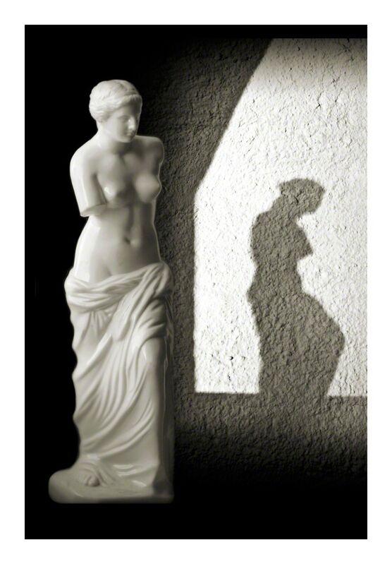Maya Eizin Öijer, 'Venus med skugga', 2012, Photography, Photographic print, Andréhn-Schiptjenko