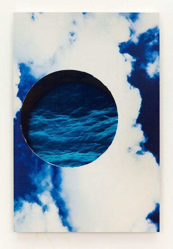 Kevin Todora, 'water and sky', 2015, Photography, Direct inkjet on MDO, Erin Cluley Gallery