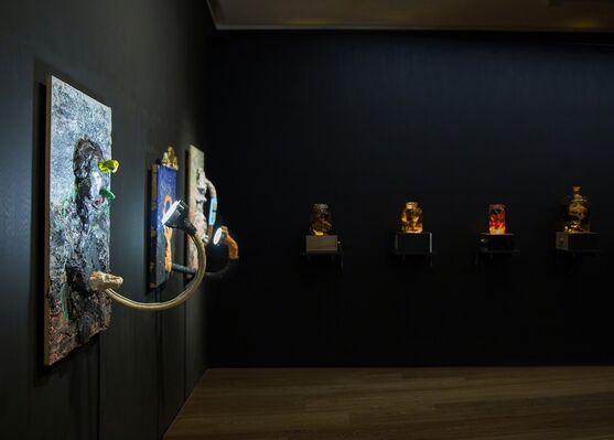 Gelatin Gelatin Gelatin, installation view