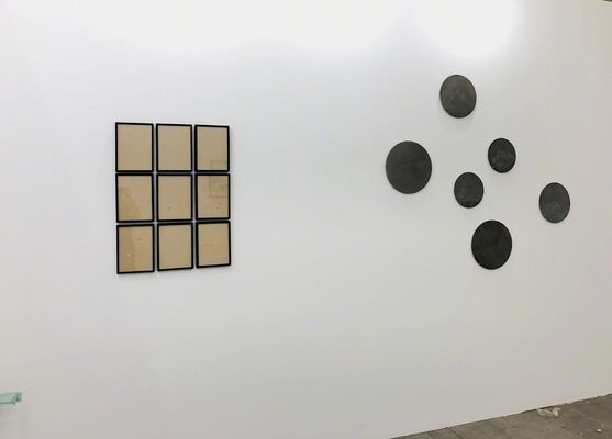 SGR Galería at SWAB Barcelona 2018, installation view