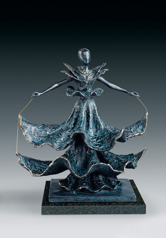 Salvador Dalí, 'Dalinian Dancer',  Conceived in 1949-First cast in 1984, Sculpture, Bronze, Ode to Art