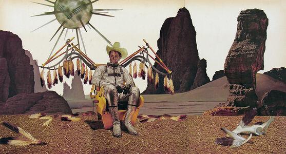 Javier Piñón, 'Icarus Rex', 2009