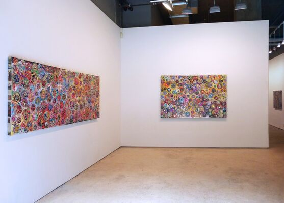 I Am the Fire, installation view