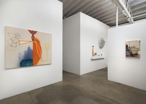David Lloyd: New Paintings, installation view